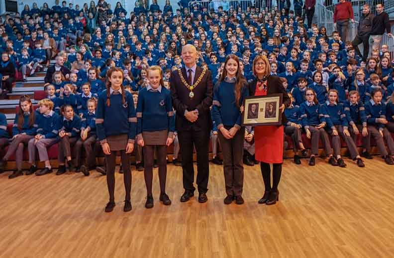 Lord Mayors Visit Nov 2019